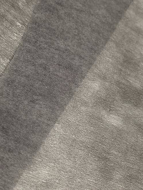 Charcoal Grey Sew In Interfacing Light