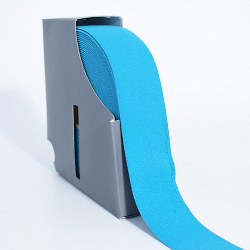 38mm super soft Waist Elastic Turquoise