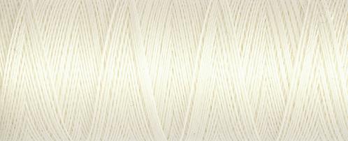 IVORY 1 Sew All Thread 500m