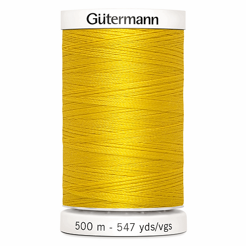 OCHRE MUSTARD YELLOW 106 Sew All Thread 500m