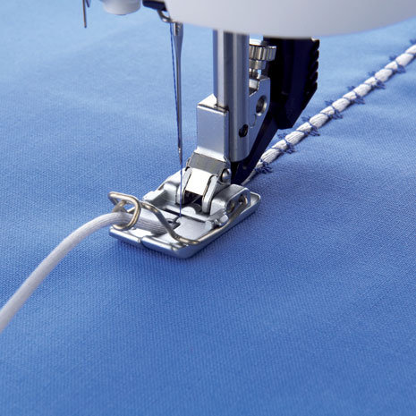 Couching/Braiding Foot for IDT™ System for Pfaff Sewing Machine
