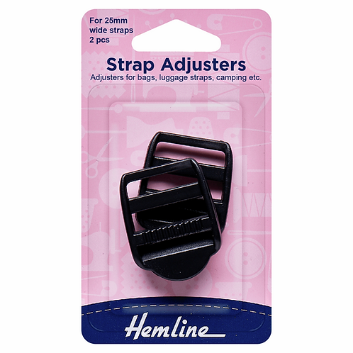Strap Adjusters Buckle 25mm