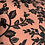 Thumbnail: Brushed Vintage Rose Print Jersey Stretch Fabric