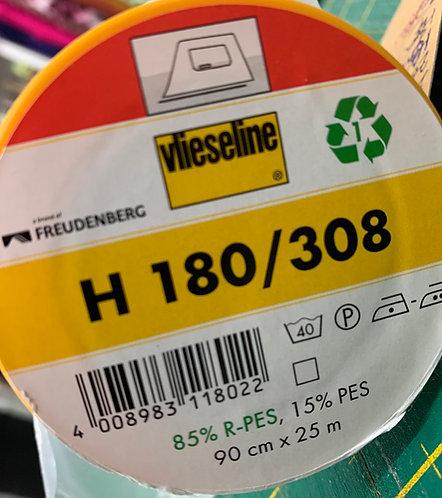 H180/308 Vlieseline Fusible Interfacing Light