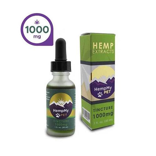 1000 mg CBD Tincture Medium to Very Large
