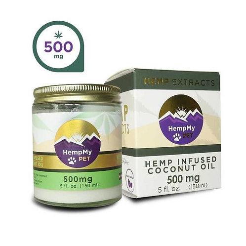 500 mg CBD Fused Coconut Oil