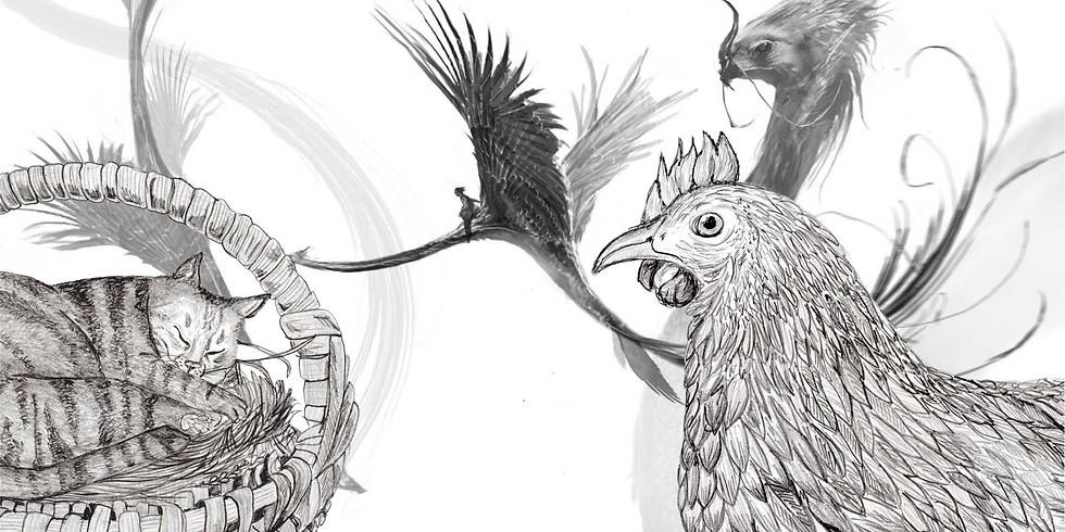 Atelier dessin  // Animaux domestiques/ fantastiques