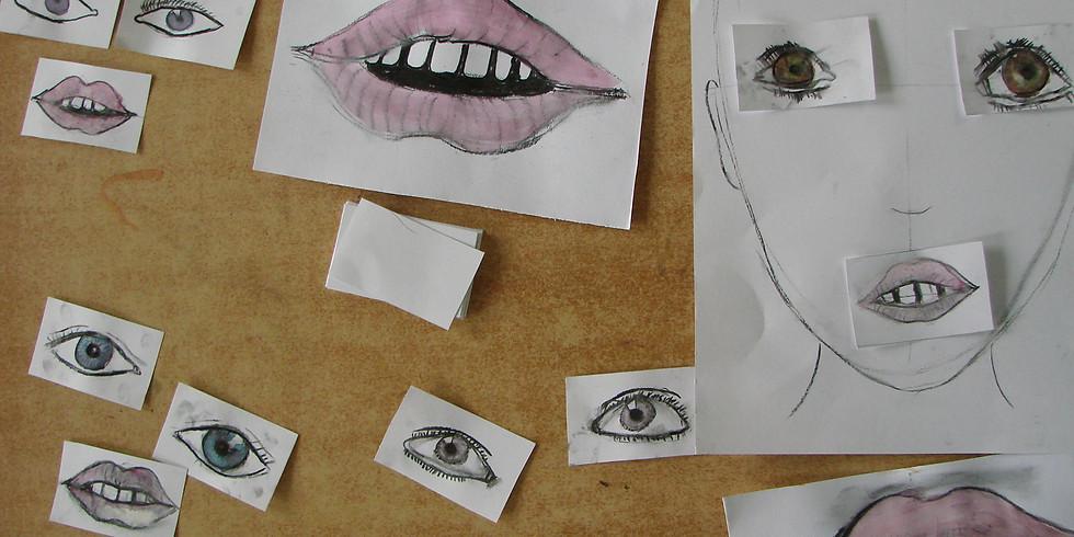 Atelier dessin 09 // Le portrait