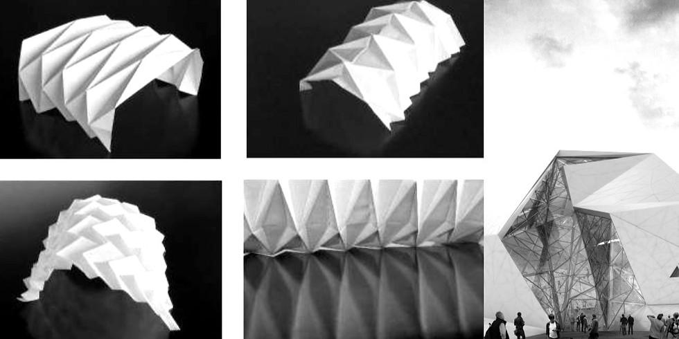 Atelier Architecture 05/ Architecture & Technique / Construction en origami  