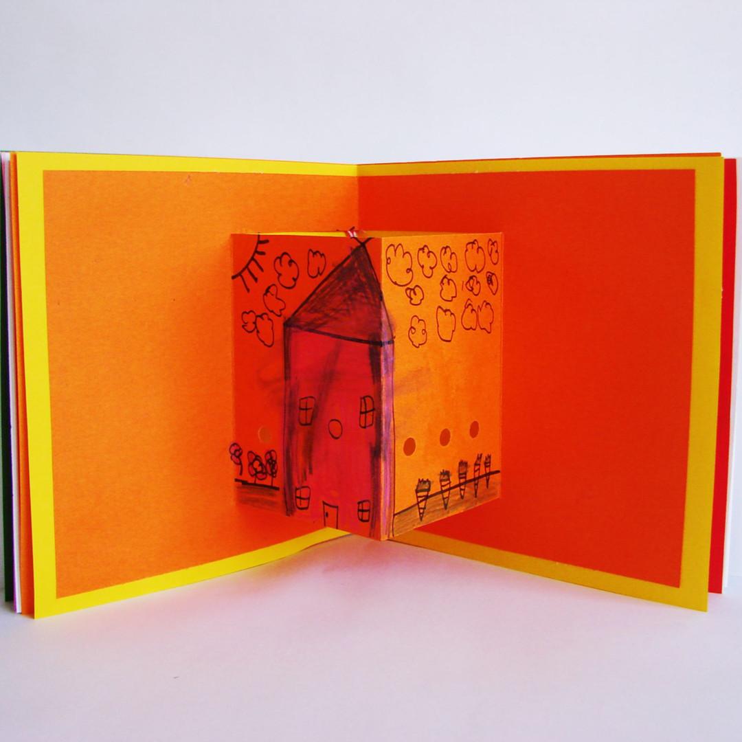 Le livre surprise // stage vacances d' hiver 2019
