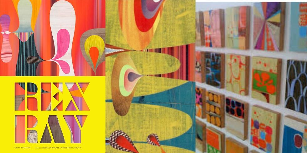 Atelier Arts Plastiques > Collages  d'après Rex Ray