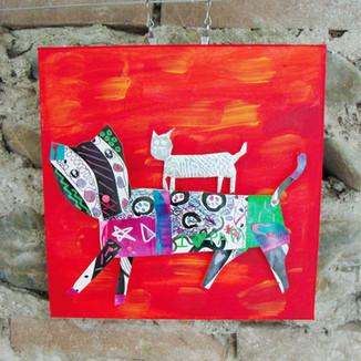 Les animaux d'artistes // stage vacances d'automne 2020