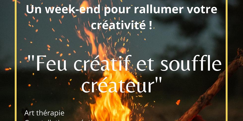 COMPLET ///Feu créatif & Souffle créateur - Rallumez votre créativité !