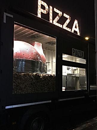 Horno Italiaforni Foodtruck