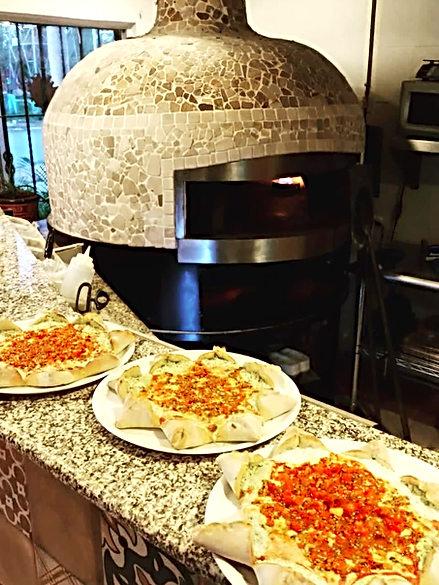 Horno Napolitano para Pizza
