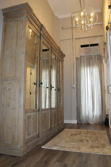 Back Entrance/Hallway
