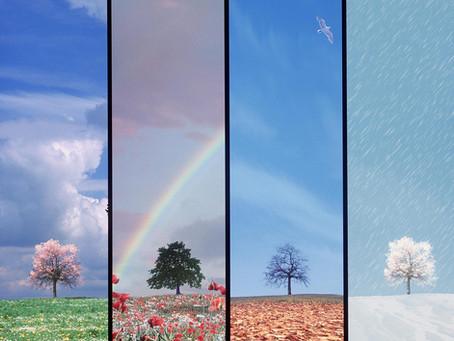 Ayurveda im Alltag - Der Übergang von Herbst zu Winter