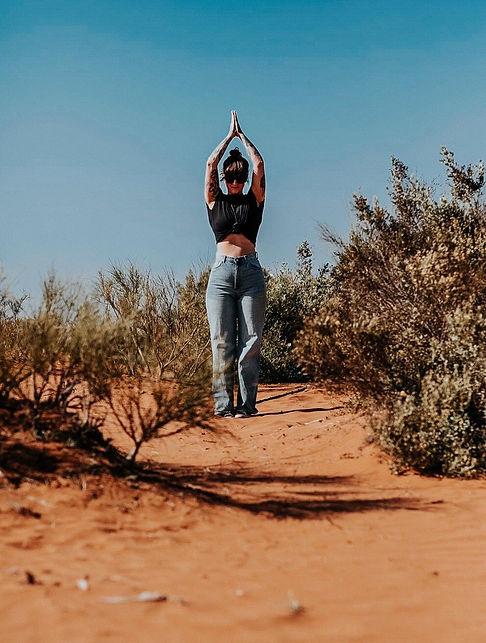 Yoga Soul Food Nadja