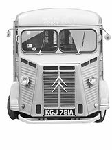 our vintage Citroen H Van