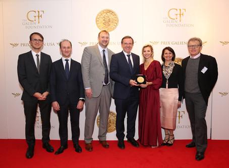 Praesens Foundation Consortium Wins Prix Galien MedStartUp Award