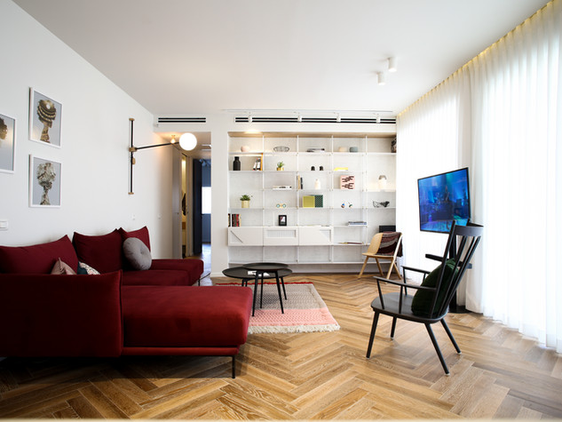 TLV PH apartment