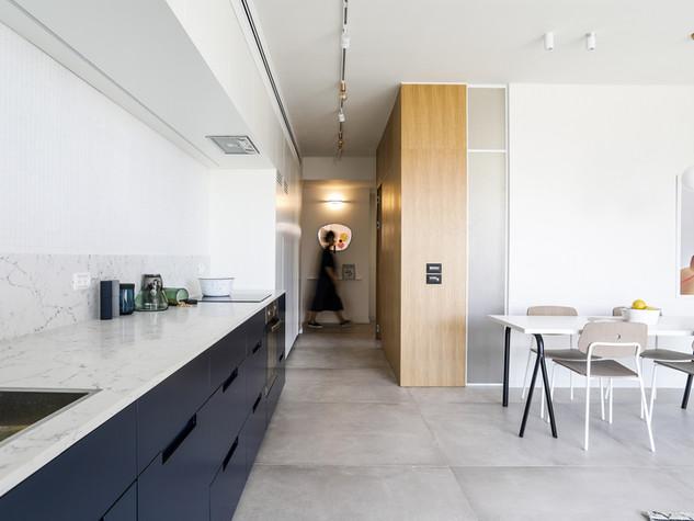 TLV B.Y apartment