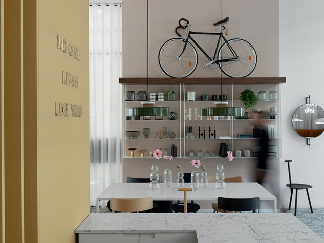 Prat Living concept store