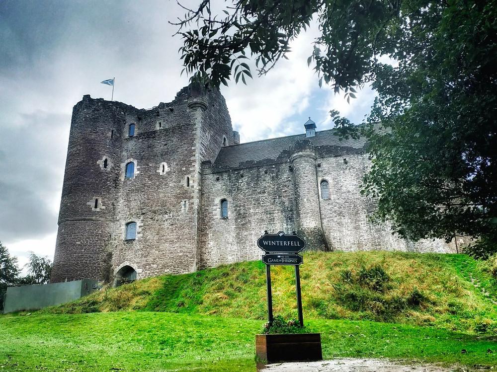 Winterfell's Doune Castle