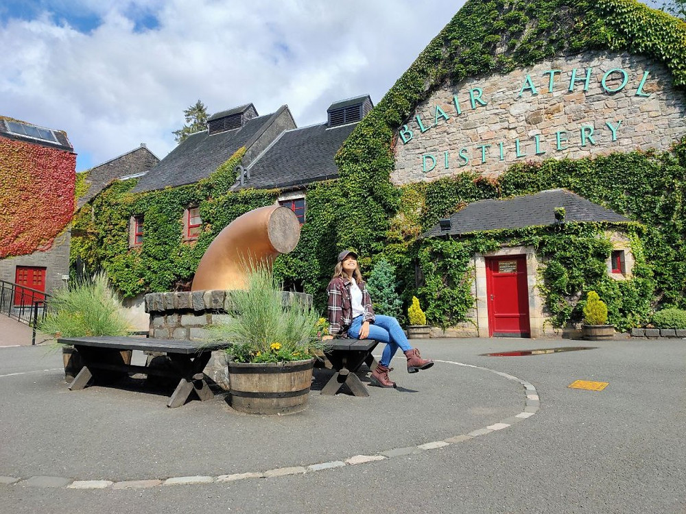 blair athol distillery scotland