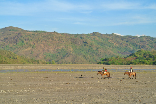 Mount Pinatubo 4x4