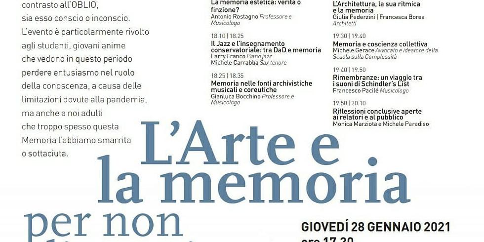 L'Arte e la Memoria