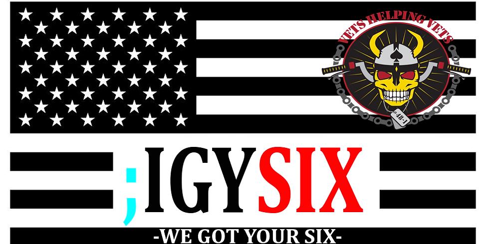 ;IGYSIX Benefit Ride
