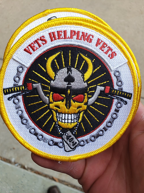 Unofficial Chapter logo patch