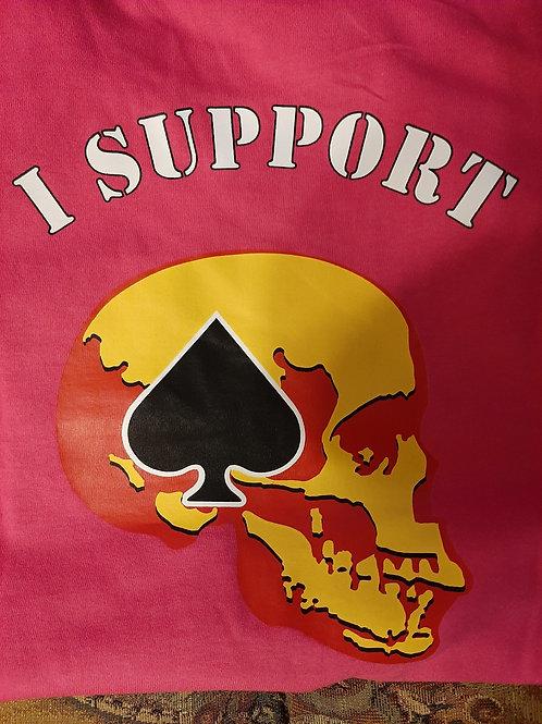T-Shirt -- I Support CVMA