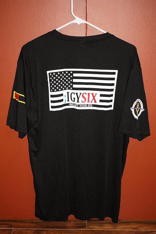 ;IGYSIX Moisture Wicking Ride Shirt