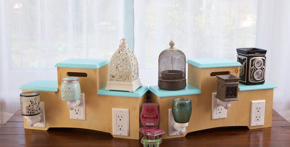 Scentsy Large Fold-Open Display For Consultants (Model #4)