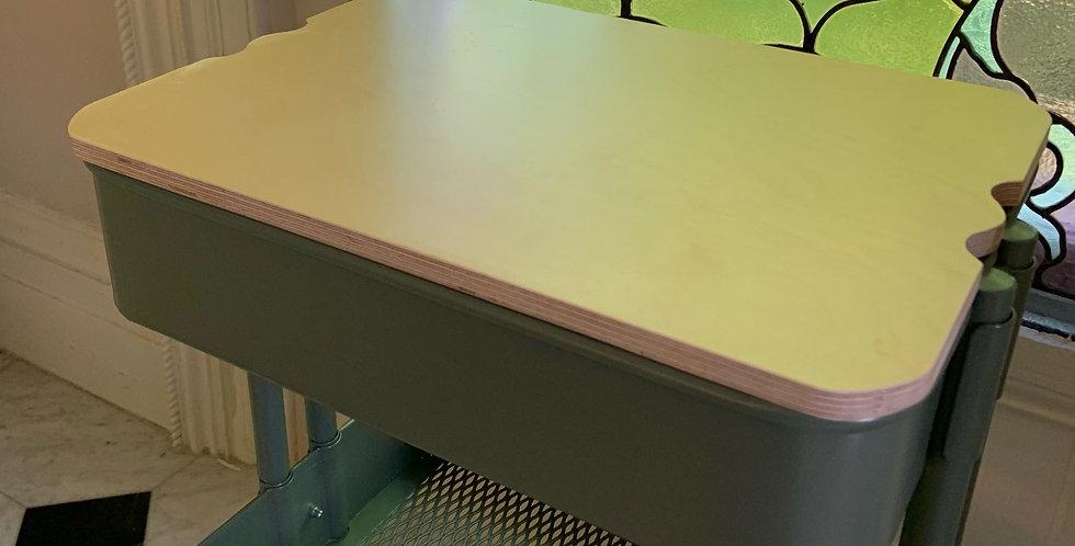 Ikea Raskog Cart Topper - Custom