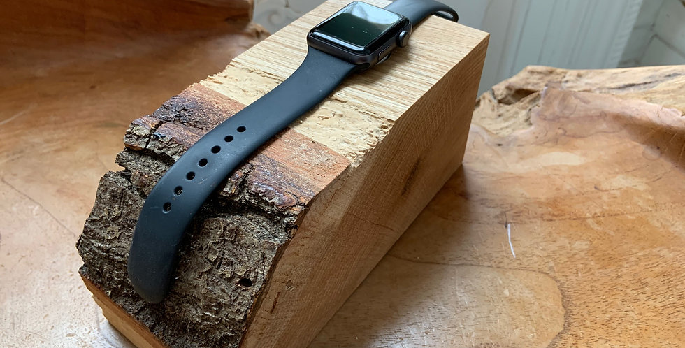 LiveEdge Slab - Apple Watch Dock Holder