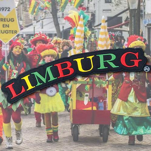 Rug embleem LIMBURG