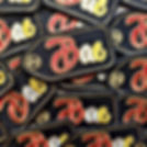 BAE emblemen zijn binnengekomen ❤💭💛_.j