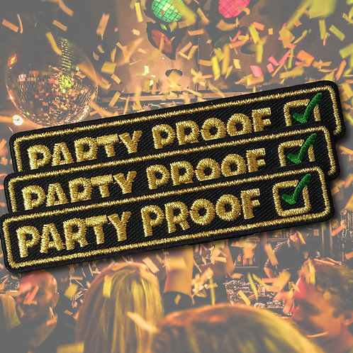 Embleem Party Proof