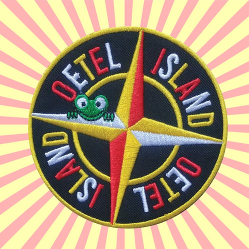 Embleem Oetel Island