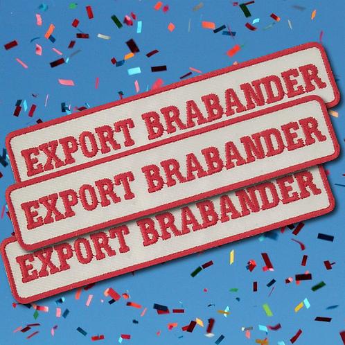 Embleem Export Brabander
