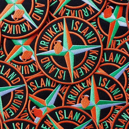 Embleem Kruiken Island