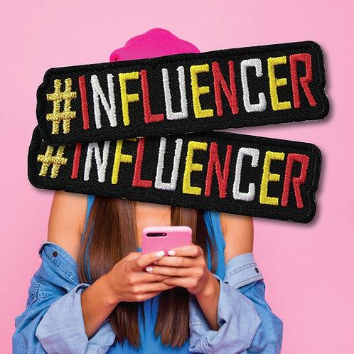 Embleem #INFLUENCER
