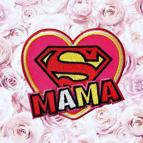 Embleem Super mama