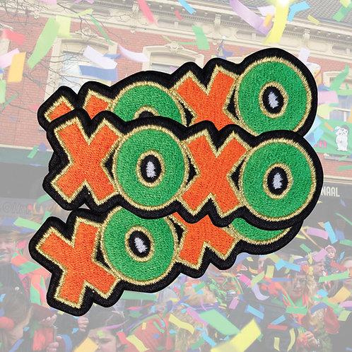 Embleem XOXO Kruikenstad