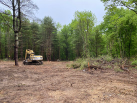New construction land clearing!