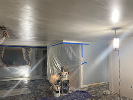 New ceiling for in process additon