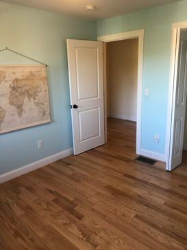 New hardwood floors and paint!